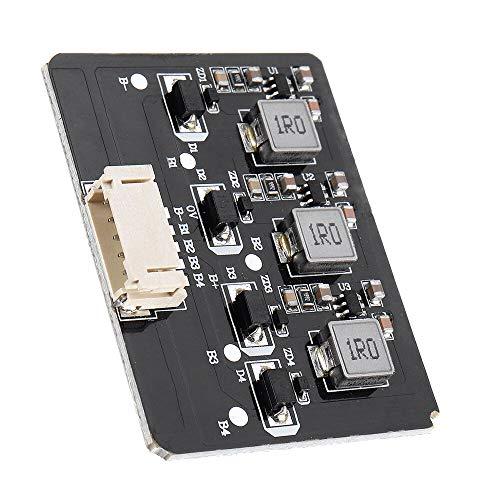 Elektronische module 1.2A BMS batterij opladen saldo equalizer bord LIVEPO4 LTO lithium batterij actieve equalisering balancer transfer bord 2S-4S Hoge precisie elektronische apparatuur