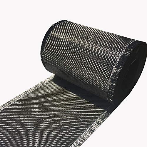 4 in x 5 FT - Carbon Fiber FABRIC-2…