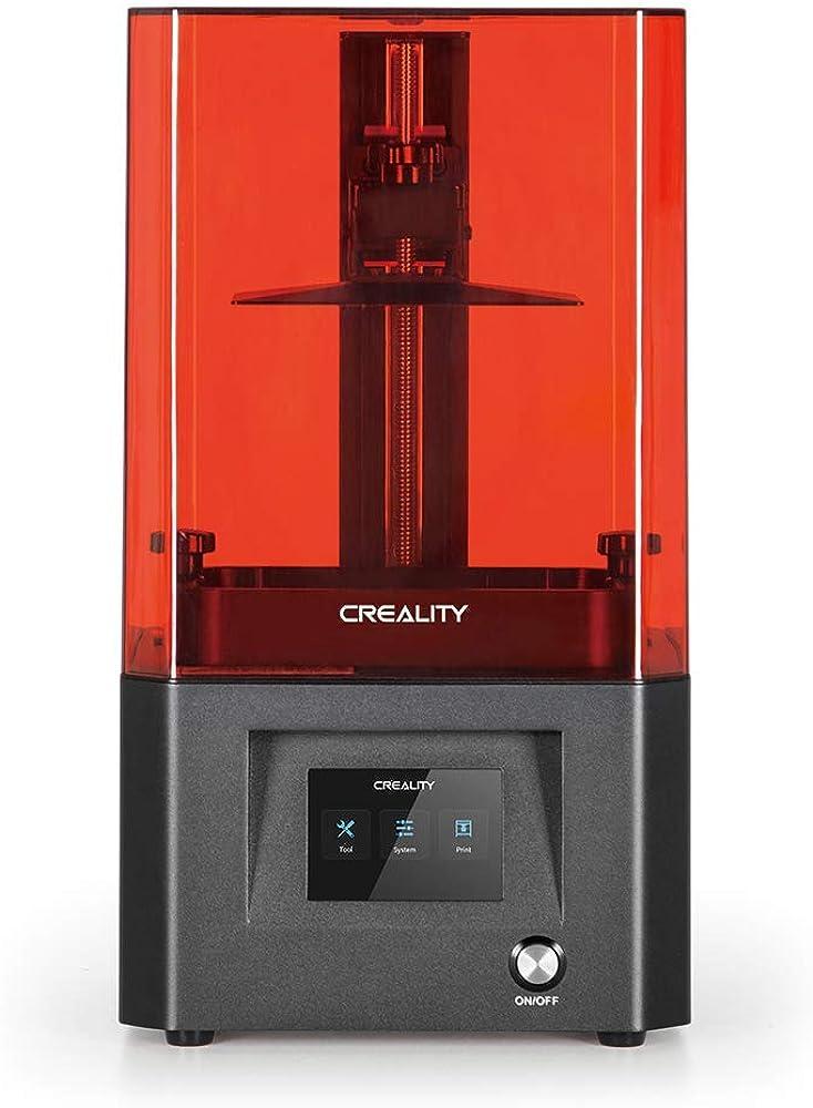 Creality ld-002h - stampante 3d in resina uv sla 2k, schermo lcd monocromatico 6971636406587