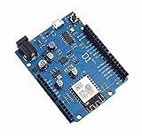 Smart Electronics ESP-12F WEMOS D1 WiFi Anu basado en ESP8266 Junta de Escudo para Arduino IDE Compatible ( Color : WeMos D1 WiFi UNO )
