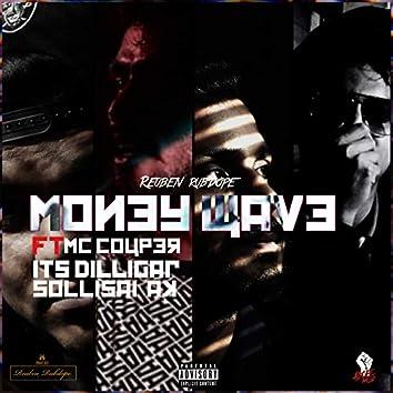 Money Wave (feat. Sollisai Ak, Itsdilligaf & MC Couper)