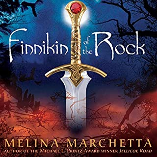 Finnikin of the Rock                   By:                                                                                                                                 Melina Marchetta                               Narrated by:                                                                                                                                 Jeffrey Cummings                      Length: 12 hrs and 22 mins     225 ratings     Overall 4.0