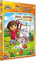 Dora l'exploratrice - Ma collection : Je grandis avec Dora - Jeux et activités avec Dora