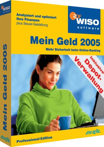 WISO Mein Geld 2005 Professional