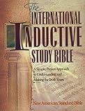 International Inductive Study Bible: New American Standard Bible