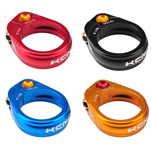 Kcnc collier de selle écrou road pro sc9 or 31.8 mm 13 gr