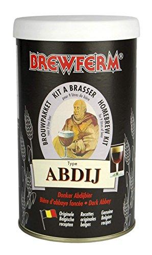 Brewferm Abbey - birra ambrata scura rossa kit malto