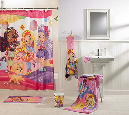 Franco Sunny Day Hair Day Out Shower Curtain