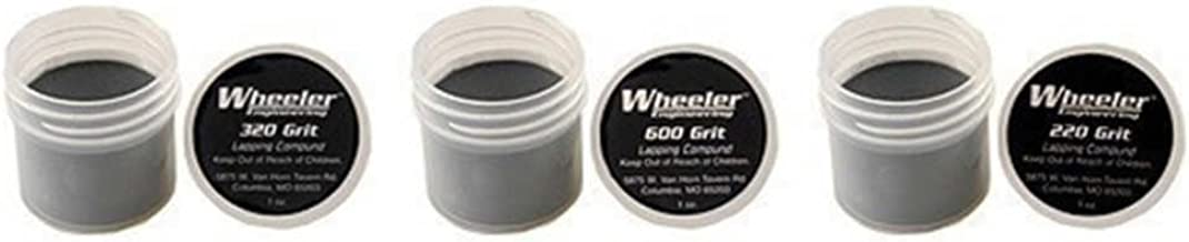 Wheeler Replacement Lapping Compound 3Pk