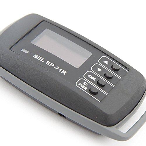 Digitaler Funkdetektor und Frequenzmesser Raksa-120 | GSM, DECT, Bluetooth, WLAN, Funkkameras, AM, FM, PM, FSK, PSK