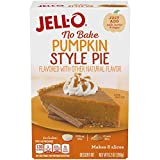 Simply sensational dessert you can prepare in 15 minutes - without baking . Creamy taste and texture of pumpkin pie Flavored with cinnamon & ginger Delicious graham crust