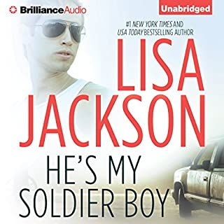 He's My Soldier Boy cover art