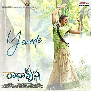 """Yevade (From """"Radha Krishna"""")"""