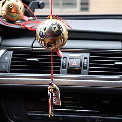 HJ Car Decoration Car Pendant Car Pendant JDM Suspension Ornaments Lucky Decoration Automobiles Rearview Mirror Hanging Trim Accessories,Money