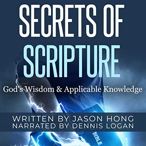 Secrets of Scripture audiobook cover art