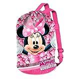 Minnie Mouse Bubblegum Sac de Plage, 40 cm, Rose (Rosa)