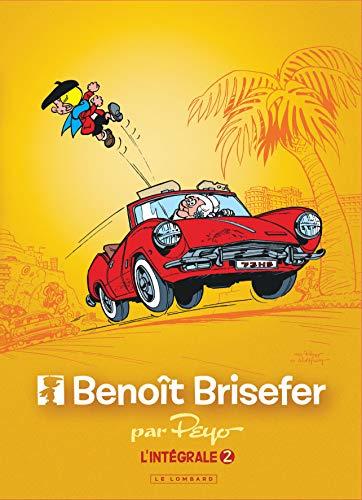 Intégrale Benoît Brisefer