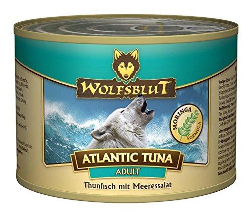 Wolfsblut Dose Atlantic Tuna | 6x200g Hundefutter