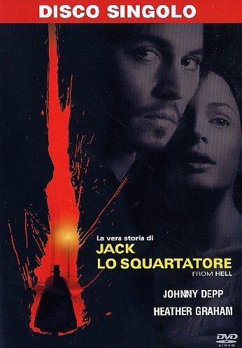 La Vera Storia Di Jack Lo Squartatore - From Hell (Disco Singolo) [Italian Edition] by johnny depp