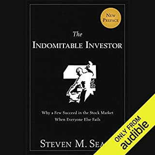 The Indomitable Investor: Why a Few Succeed in the Stock Market When Everyone Else Fails copertina