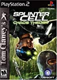 Tom Clancy's Splinter Cell Chaos Theory - PlayStation 2
