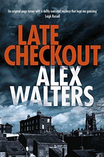 Late Checkout (DCI Murrain Book 1)