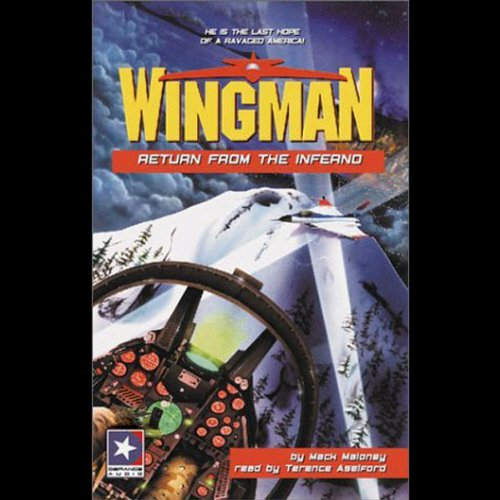 Wingman #9 audiobook cover art