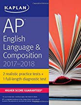 AP English Language & Composition 2017-2018 (Kaplan Test Prep)