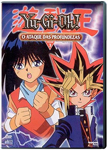 Yu-Gi-Oh! O Ataque das Profundezas – Volume 3 [DVD]