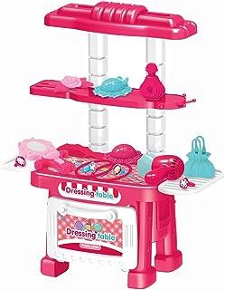 BABY BOSS - 25 PCS KIDS DRESSER PLAY SET- DRESSER TOY ROLE PLAY