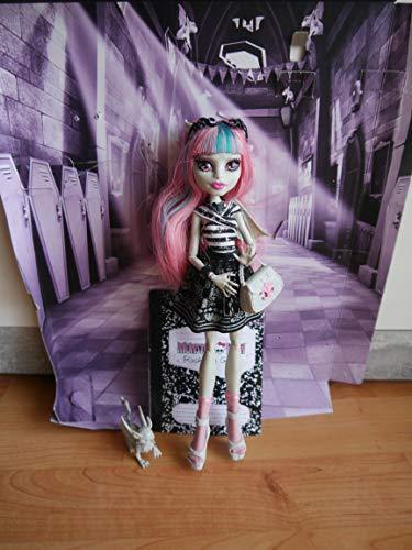 Monster High Rochelle Goyle-Puppe