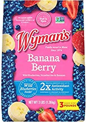 Wyman's of Maine, Banana Berry, 3 Pound (Packaging May Vary)