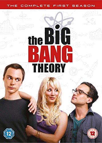 The Big Bang Theory - Season 1 (3 Dvd) [Edizione: Regno Unito] [Edizione: Regno Unito]