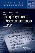 Principles of Employment Discrimination (Concise Hornbook Series)