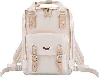 "Himawari School Waterproof Backpack 14.9"" College Vintage Travel Bag for Women,14 inch Laptop for Student (HIM-59#)"