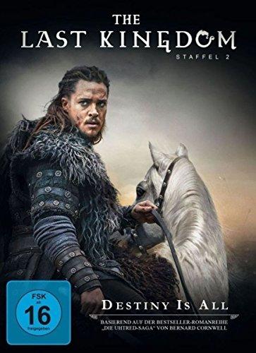 The Last Kingdom - Staffel 2 [4 DVDs]