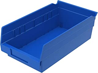 plastic box blue