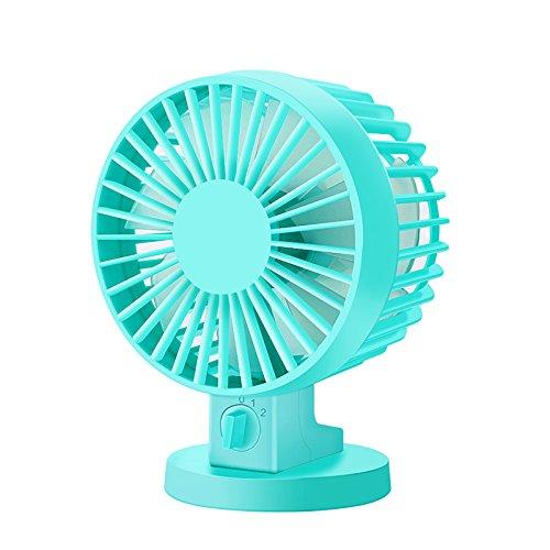 FSCZHLK Fan ventilator, nieuwe miniventilator met dubbele ventilator, voor het huishouden van de computerventilator, elektrische ventilator