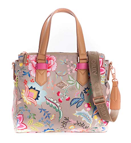 Oilily Color Bomb Handbag S Dune