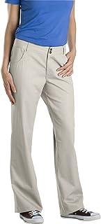 Dickies Women's Flat Front Pant