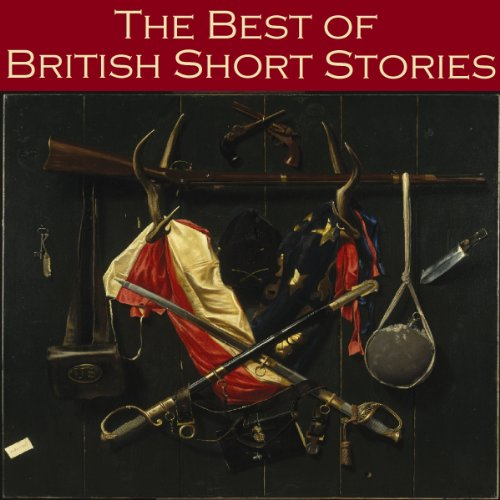 The Best of British Short Stories cover art