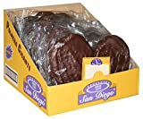 Productos San Diego Palmeras Gigantes Chocolate - Paquete de 10 x 180 gr - Total: 1800 gr