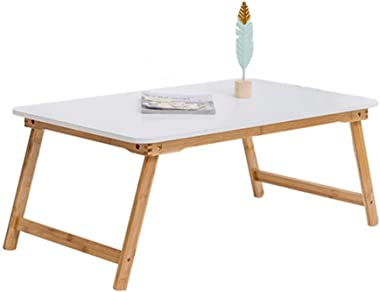 Coffee Table Balcony Bay Window Tea Table Folding Laptop Table Small Coffee Table in The Living Room Bedroom Tatami Table Dor