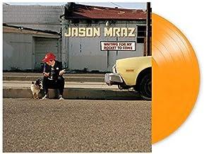 Sponsored Ad - Jason Mraz - Waiting for My Rocket to Come Exclusive Orange Vinyl LP