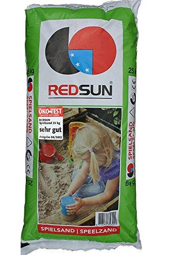 RedSun -  ÖKO Spielsand 0-0,2