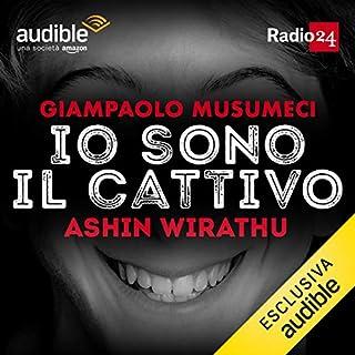 Ashin Wirathu copertina