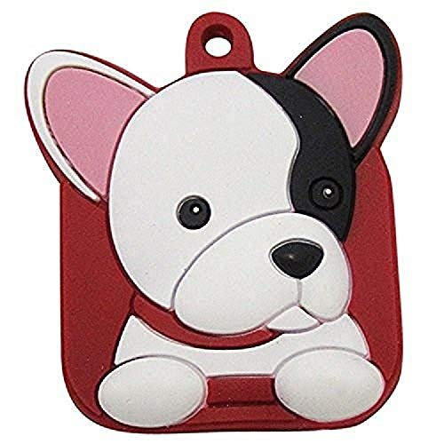 FouFouDog 92868 Idea Regalo Coprichiave French Bulldog