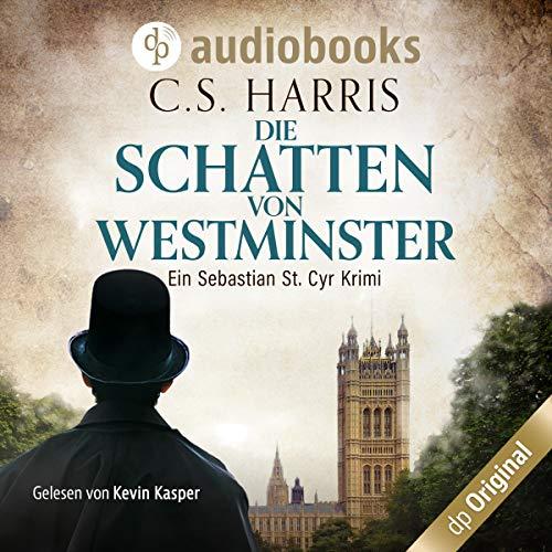 Die Schatten von Westminster cover art