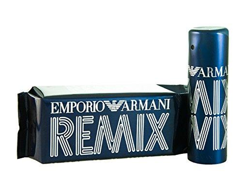 Giorgio Armani Emporio Armani Remix For Him Eau de Toilette Spray 100ml