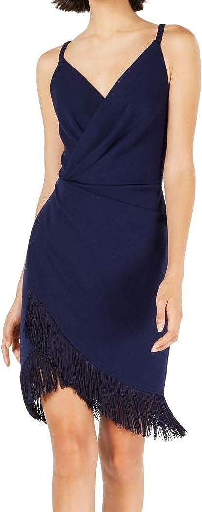 5% OFF Betsey Johnson Women's Petite Dress 5% OFF Wrap Faux